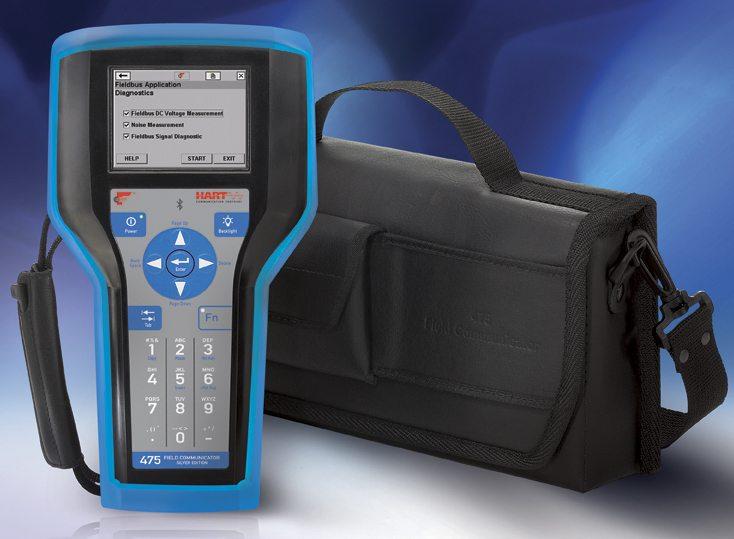 Lithium Ion Battery >> 475HP1EKLUGMT | Emerson 475 HART Field Communicator for ...