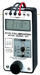 Altek 211 / 4363T RTD Calibrator