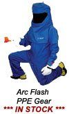 Arc Flash PPE Gear