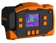 Cordex TC7000 Intrinsically Safe Thermal Imager