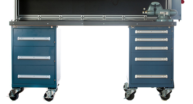 Drawer - Stand Options for Electrical Test Bench Stand