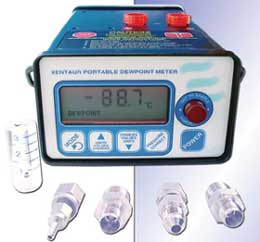 Cosa Instrument XPDM High-Speed Portable Dewpoint Meter