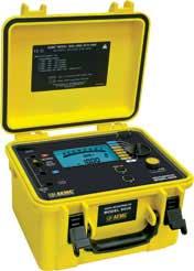 Rent 5000v Megohmmeter 1kv 5kv 15kv Electrical Test