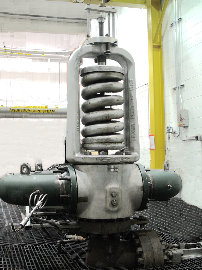 Relief Valve Piping : Pressure safety valve testing best practices