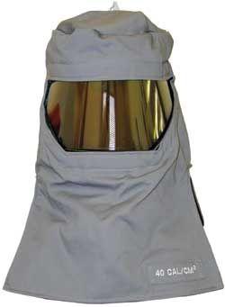 Salisbury FH40GYLT PRO-HOOD™ 40 cal/cm2 Arc Flash Protective Hood