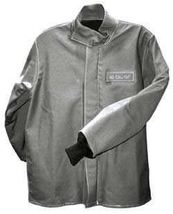 Salisbury ACC7532GY 75 cal/cm2 PRO-WEAR™ Flash Protection Coat