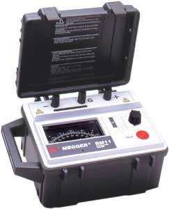 Biddle Bm11 5000v Megger Sales Rent Calibration Repair At Jm