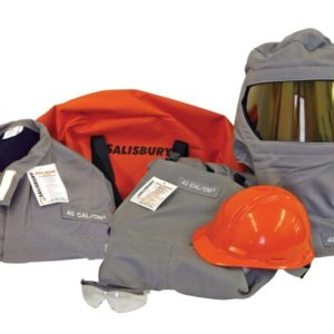 Salisbury SK40LTL 40 Cal/CM2 HRC 4  PRO-WEAR™ Personal Protection Equipment Kits