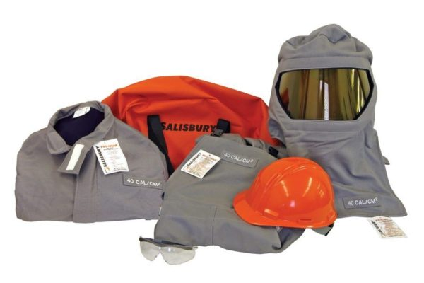 Salisbury SK40LTXL 40 Cal/CM2 HRC 4  PRO-WEAR™ Personal Protection Equipment Kits