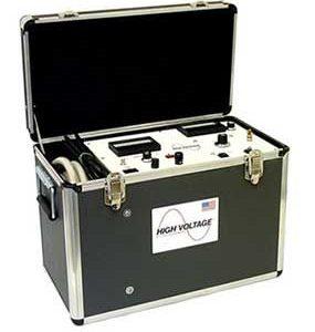 High Voltage PFT-103CM 10k Vac @ 3kVA Portable AC Hipot Tester