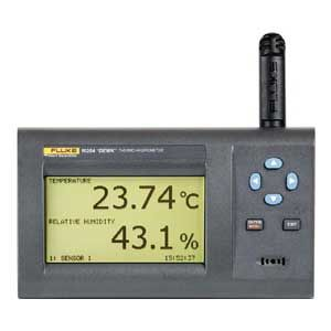 Hart Scientific DewK Thermo-Hygrometer Temperature and Humidity Monitor