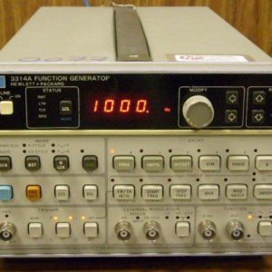 Agilent / HP 3314A Function Generator 1mHz to 19.99MHz