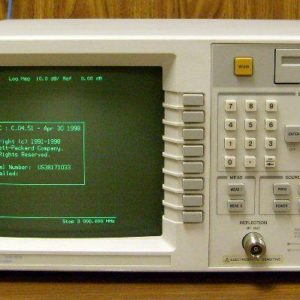 Agilent / HP 8714C 300 kHz to 3 GHz Network Analyzer