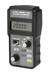 Altek 434 High Accuracy Milliamp Calibrator