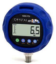 Crystal Engineering M1 1K PSI Digital Pressure Gauge