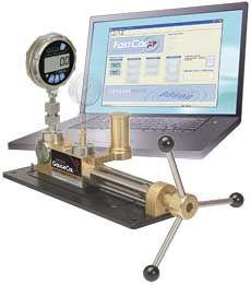 Crystal Engineering CrystalCalXP Portable Gauge and Transmitter Calibration System