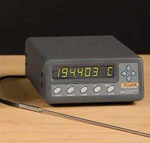 Fluke Calibration / Hart Scientific 1504 Tweener Thermistor