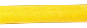 Salisbury 2138 Size 2/0-1330W Yellow Grounding Cable