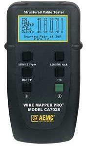 AEMC CA7028 Wire Mapper Pro®  Cable Tester