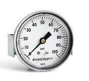 Ashcroft 1001T Commercial Panel Gauge
