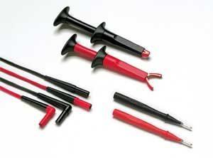 Fluke TL223 SureGrip™ Electrical Test Lead Set