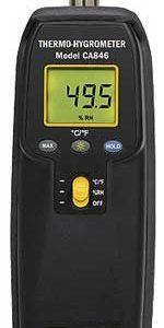 AEMC CA846 Digital Thermo-Hygrometer