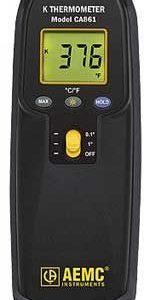 AEMC CA861 Digital Thermometer