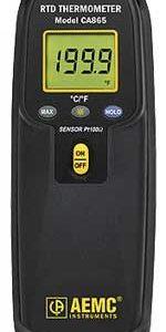 AEMC CA865 RTD Digital Thermometer