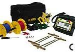 AEMC 3640 Kit - 300 ft.  3-Point Ground Resistance Tester Kit