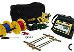 AEMC 4610 Kit - 300 ft.  4-Point Ground Resistance Testers