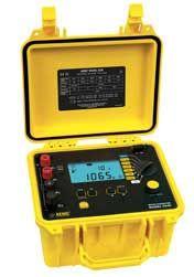 AEMC 6240 10A Micro-Ohmmeter
