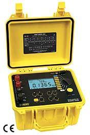 AEMC 6250 10A Micro-Ohmmeter