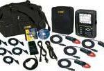AEMC PowerPad Model 8335 with MR193 Three-Phase Power Quality Analyzer
