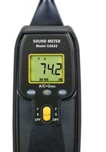 AEMC CA832 Sound Level Meter
