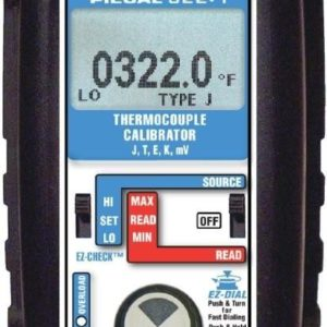 PIECAL 322-1 Evolution Line Thermocouple Calibrator