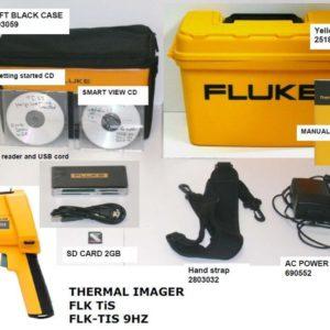Fluke Ti-S Thermal Imager Camera Gun
