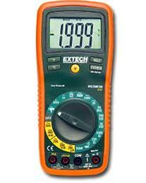 Extech EX411 Manual Ranging Multimeter