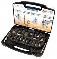 Crystal 4016 NPT Fitting Kit 1000psi