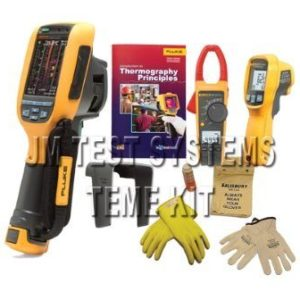 Fluke TEME Kit Ti125 Industrial-Commercial Thermal Imager