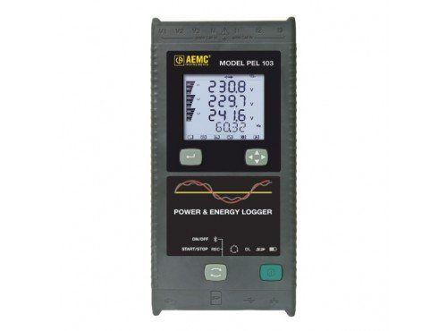 AEMC PEL 103 Power & Energy Logger (with display)
