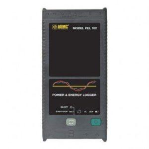 AEMC PEL 102 Power & Energy Logger (no display)
