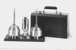 Refinery Supply 35250-005 1000 x .1PSI Deadweight Gauge