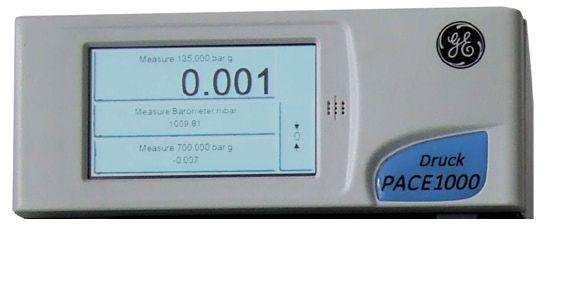 Druck PACE1000 Precision Pressure Indicator