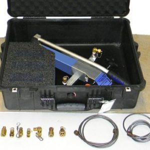 Additel ADT-919A Pneumatic High Pressure Test Pump Kit with Fittings