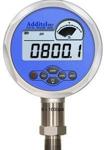 Additel ADT 681 - GP15000 psi  0.1% Accuracy  Series Digital Pressure Gauge