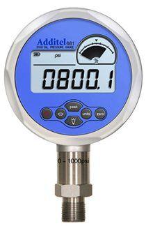 Additel ADT 681 – GP10psi  0.1% Accuracy  Series IS Digital Pressure Gauge