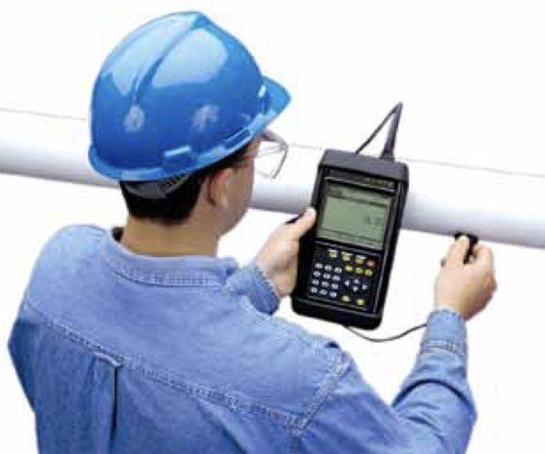 GE Panametrics  PT878 - Portable Ultrasonic Liquid Flow Meter