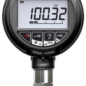 Additel 680 Series Digital Pressure Gauges  0 psi to 30 psi  0.25% FS Accuracy