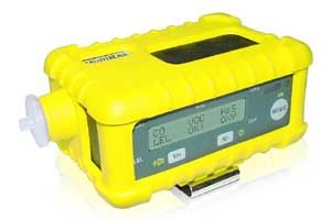 RAE Systems MultiRAE Plus Photoionization Detector and Confined Space Monitor