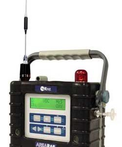 RAE Systems AreaRAE One- to Five-Sensor Gas Detector